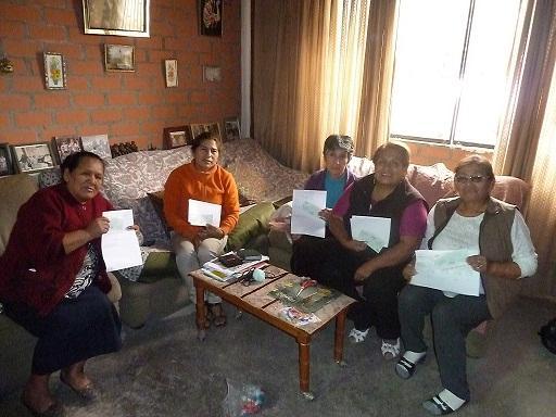 Virgen De Yauca Group