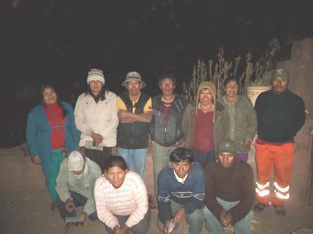 Pacha Yllari De Huandar Group