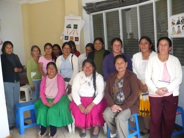 Rosas Rojas (Cuenca) Group