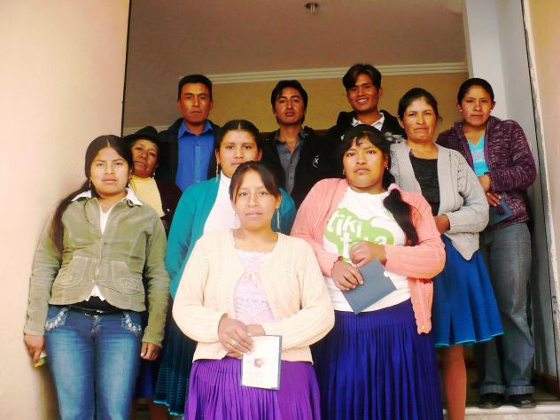 La Inmaculada (Cuenca) Group