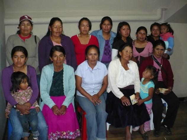 Vegaspamba (Cuenca) Group