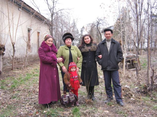 Kurmanbayeva Jumagul`s Group