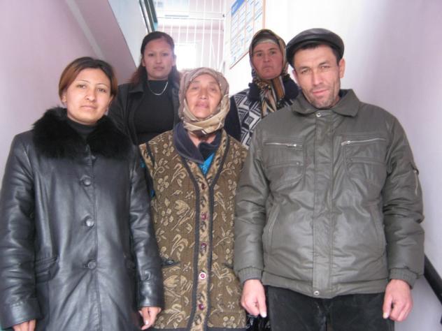 Alieva Nakylai`s Group