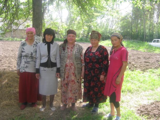 Kalil Turdakunova`s Group