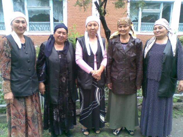 Osmonalieva Guljahan Group