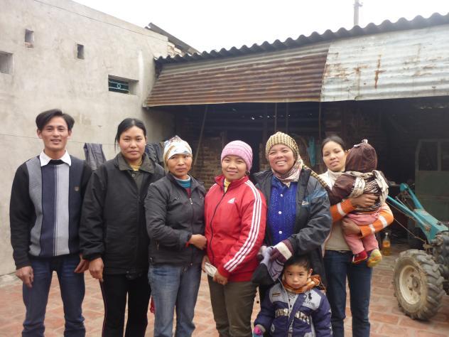 Trần's Group
