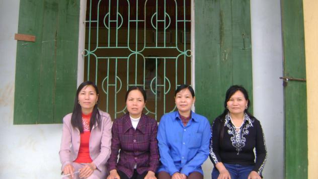 33. Thi Tran. Thieu Hoa Group