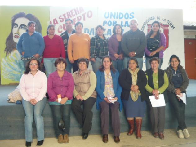 Crecer Unidos Group